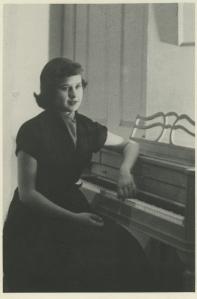 Nancy, Denver, at Acrosonic, 1954