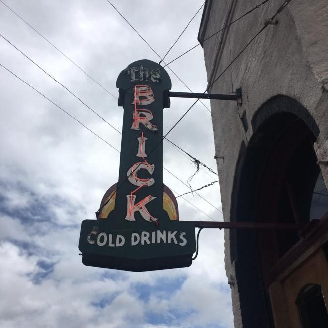 Brick - Sign