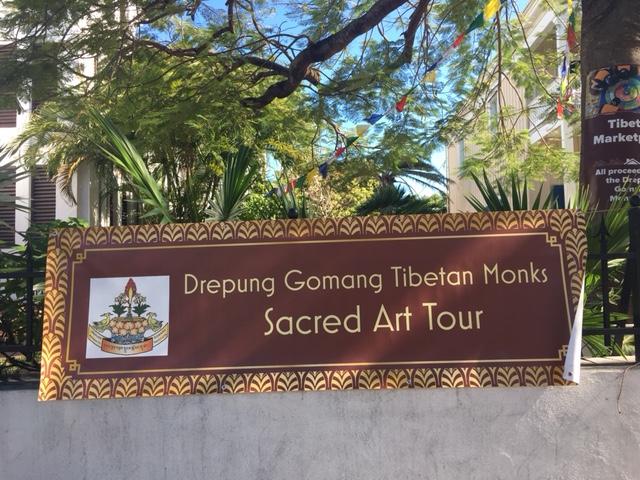 Monks - Outside banner